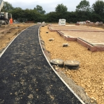 7. Plots & Footpaths Completed for Handover
