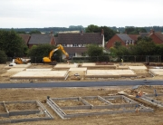 Persimmon Homes - Harrington Rd, Desborough