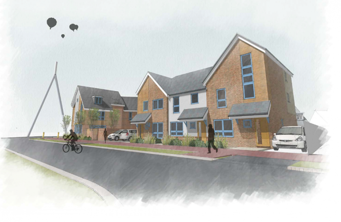 Lodge Park Homes - Broughton, MK