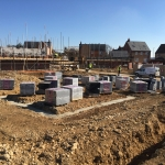 33. Foundations Ready For Bricklayers