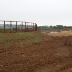 49-fencing-being-installed-on-top-of-accustic-barrier