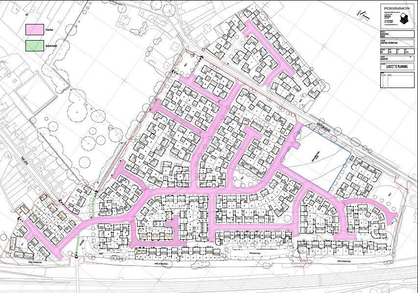 Persimmon Homes Project - Roade, Northampton