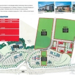 Kettering North Business Park - Site Plan