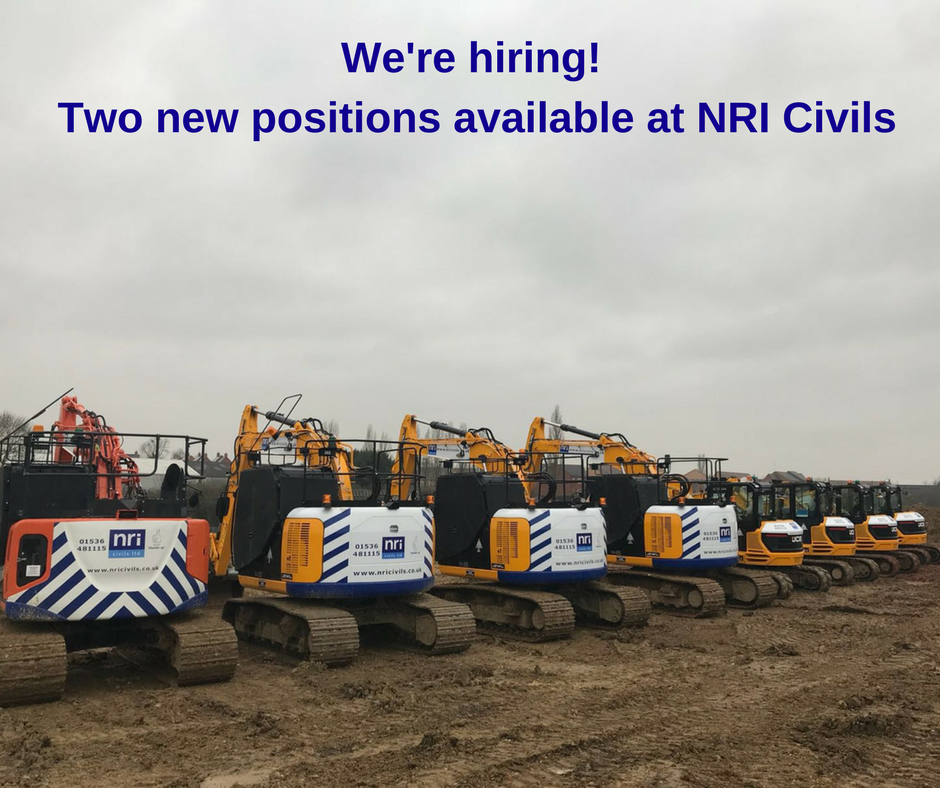 Construction jobs at NRI Civils